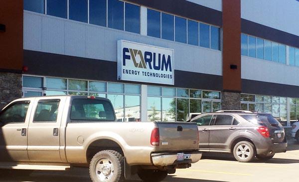 Forum Backlit Sign Cabinet