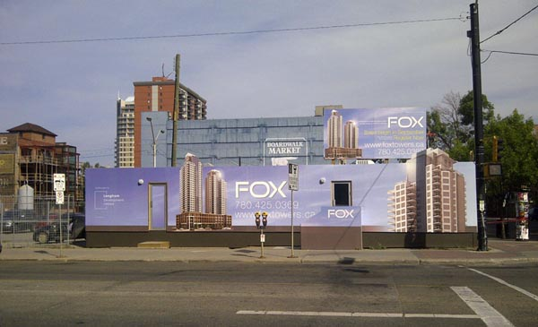Fox Tower Showhome Pageantry