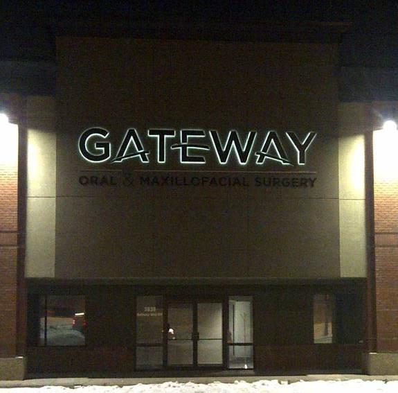 Gateway Surgery Halo Letters