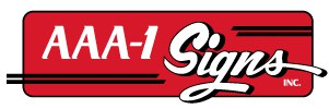 AAA-1 Signs Edmonton - Sign manufacture, installation, and maintenance.