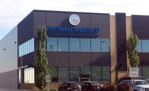 Fort Mackay Logistics Channel Letters
