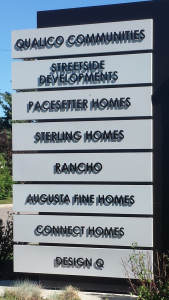 Rancho Individual Letters