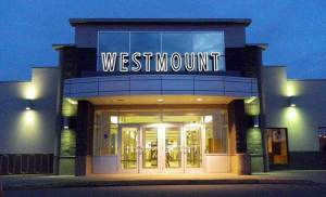 Westmount Mall Entrance Channel Letters