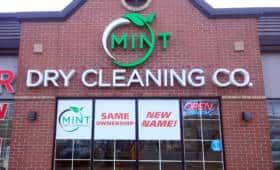 Mint Dry Cleaning Edmonton
